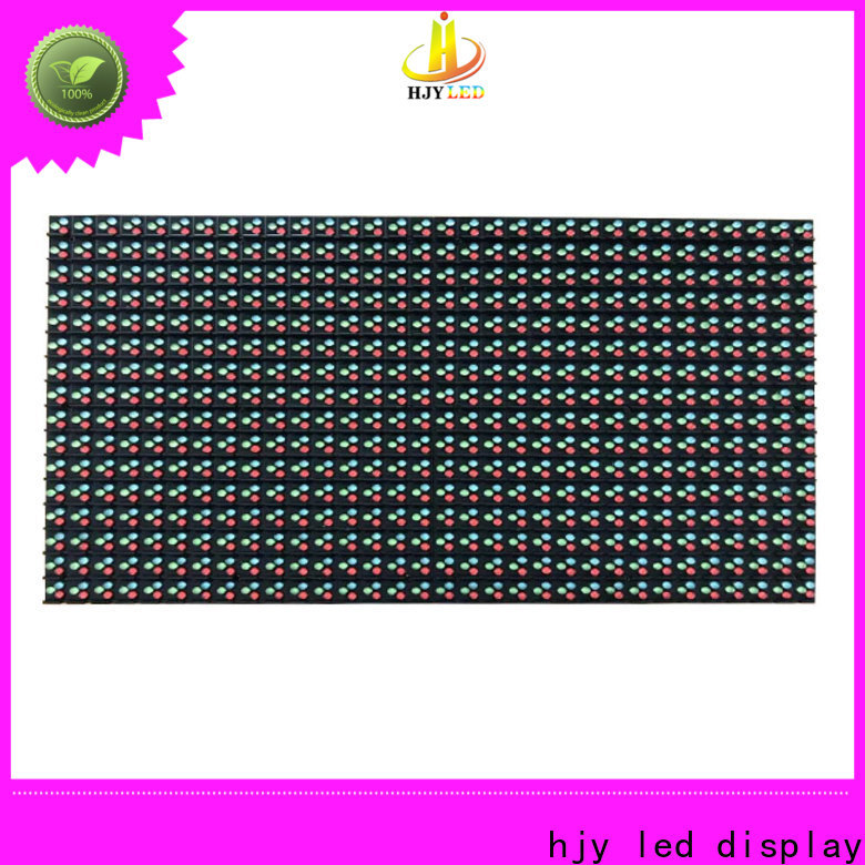 Haojingyuan Best dip led module manufacturers for cafeteria