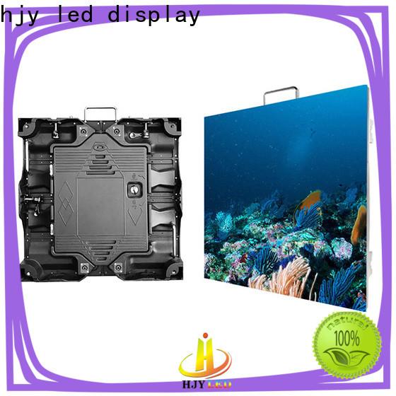Haojingyuan Wholesale hd led panel manufacturers for sea port