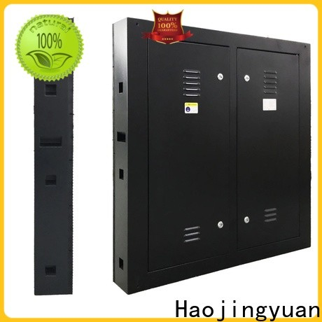 Haojingyuan outdoor waterproof led display board for business for school