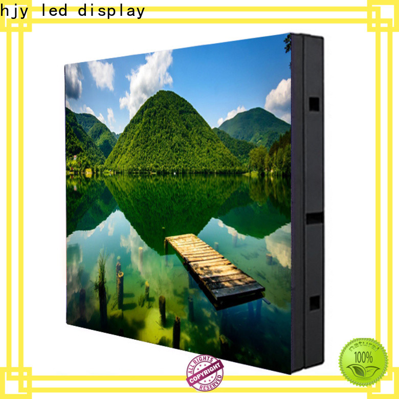 Latest waterproof led display board color manufacturers for school