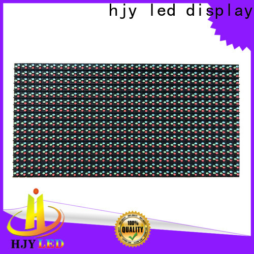 Haojingyuan 320x160mm smd led module Supply for wall