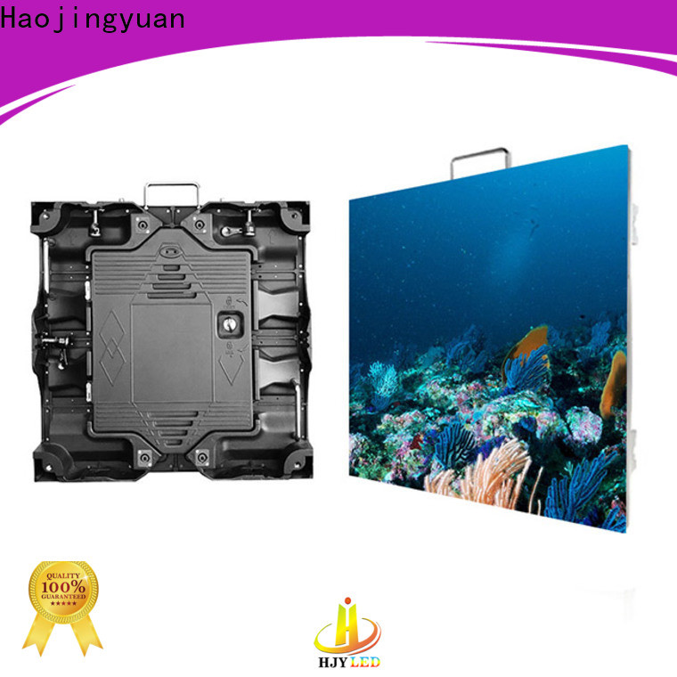 Haojingyuan Wholesale led wall hd Supply for building