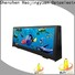 Haojingyuan High-quality taxi top led display manufacturers for restaurant
