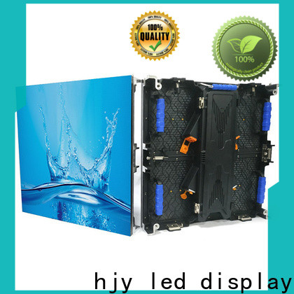 Haojingyuan popular led video screen for business for concert