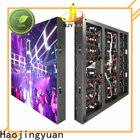 Top outdoor fixed led display strong Suppliers for hotels