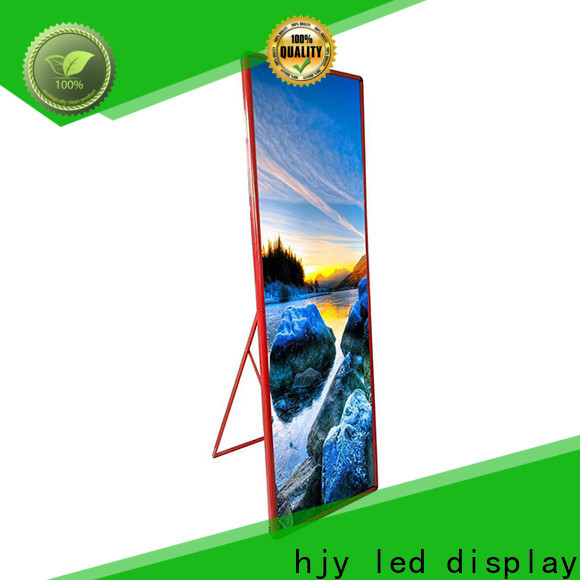 High-quality mirror led display shop Suppliers for street