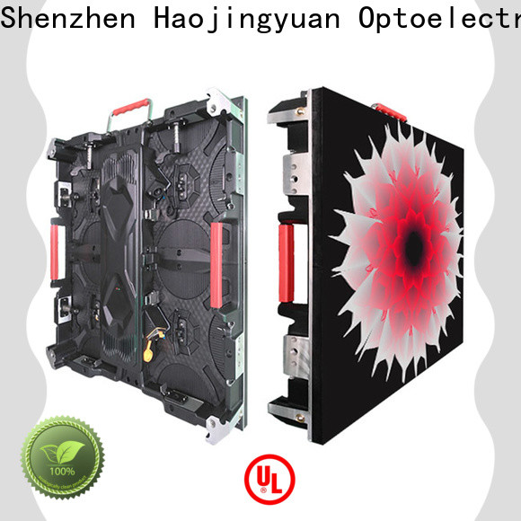 Haojingyuan Latest led monitor high resolution manufacturers for sea port
