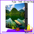 Top indoor fixed led screen 160160mm Suppliers for lobby