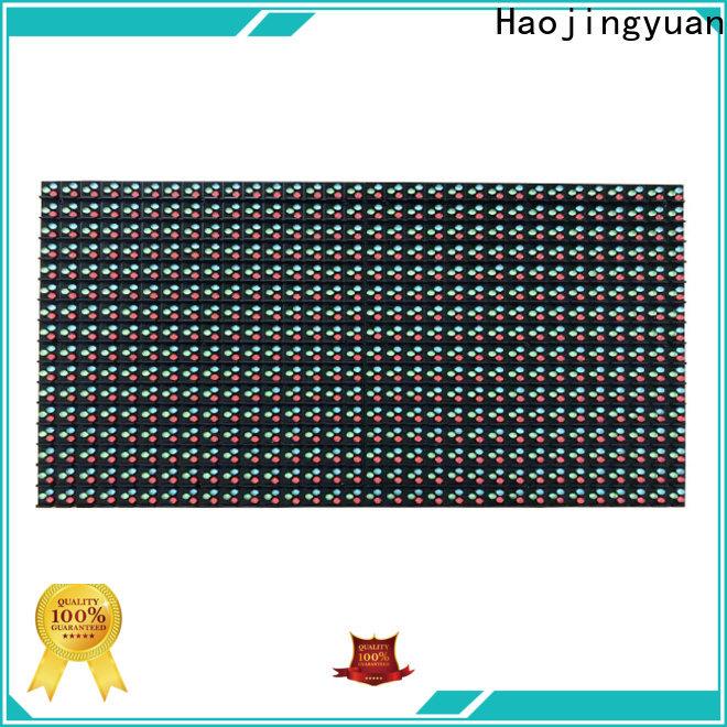 Haojingyuan single led module factory for wall