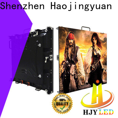 Best small led display panel stage Supply for building