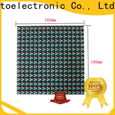 Wholesale outdoor led display service Supply for school