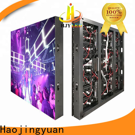 Wholesale outdoor fixed led display advertising for business for hotels