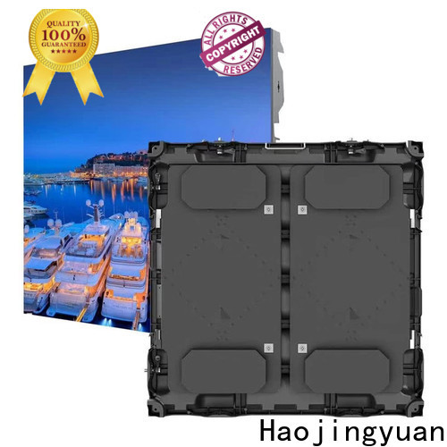 Wholesale large stadium led display screen led company for party