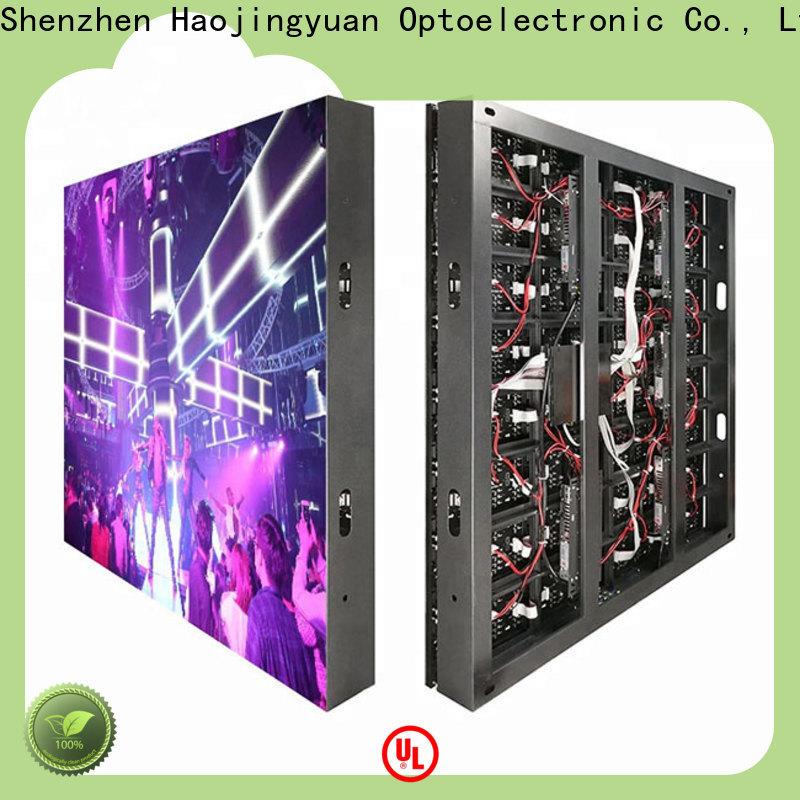 Haojingyuan Top fixed led panel company for lobby