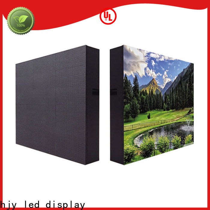 Top waterproof led display board led manufacturers for school