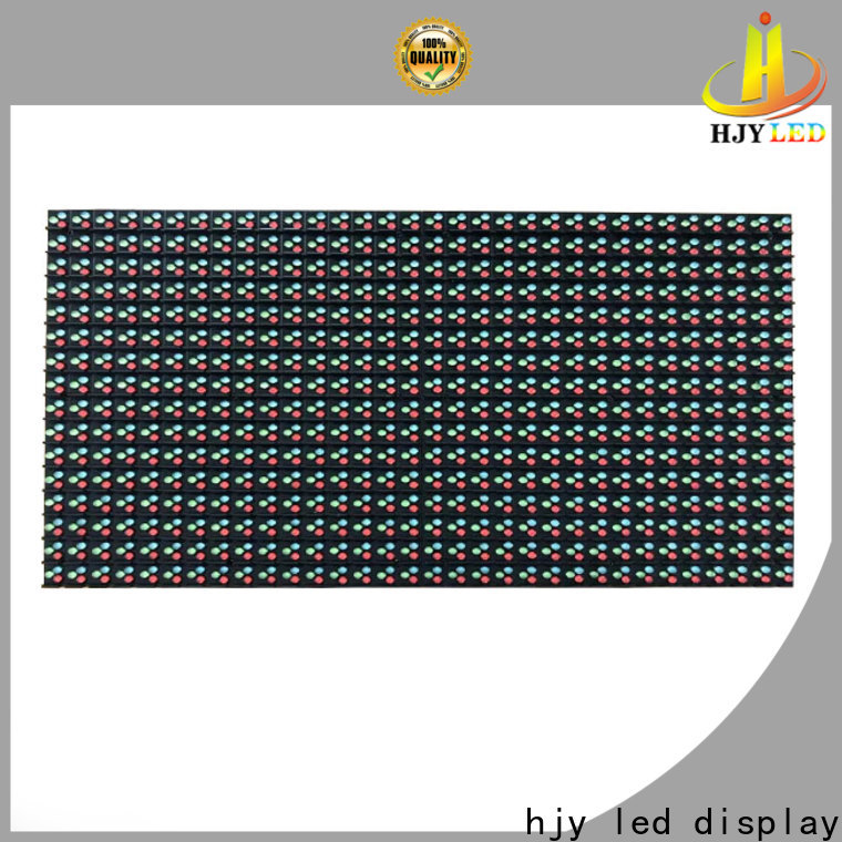 Haojingyuan Top smd led module company for cafeteria