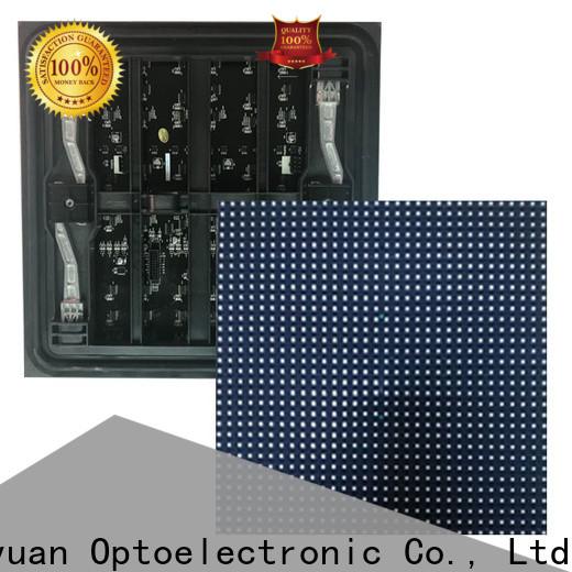 Haojingyuan Wholesale led display module company for street