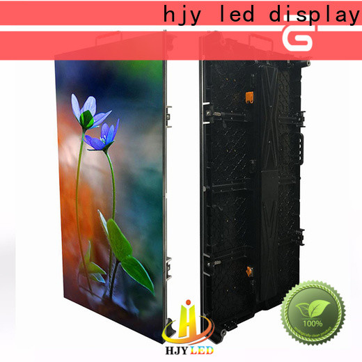 Haojingyuan Wholesale led hd screen for business for stadium
