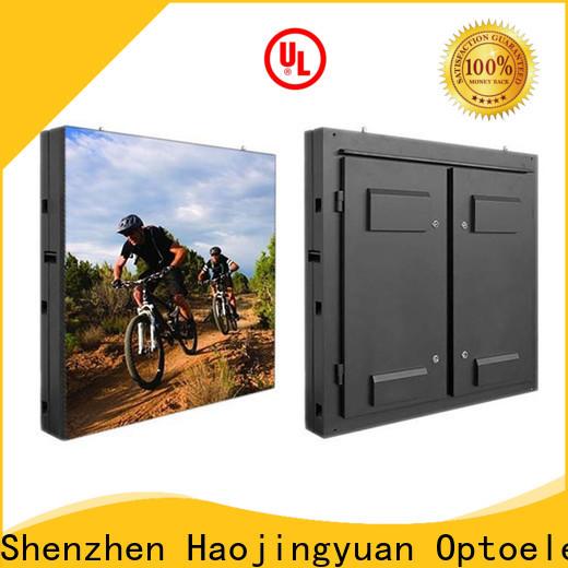 Haojingyuan Wholesale waterproof led display board factory for lobby