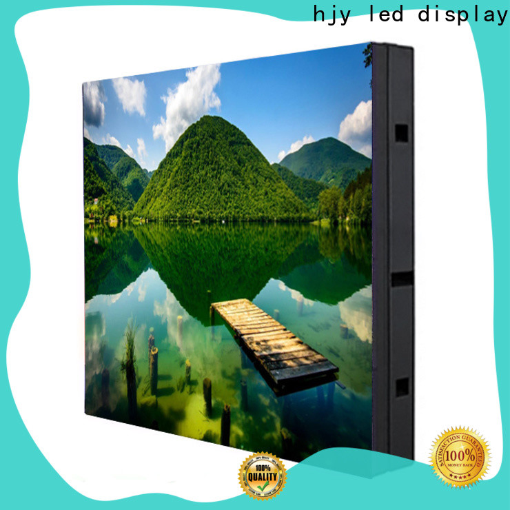 Haojingyuan New led road display manufacturers for hotels
