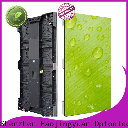 High-quality led video wall screen wall for business for stadium