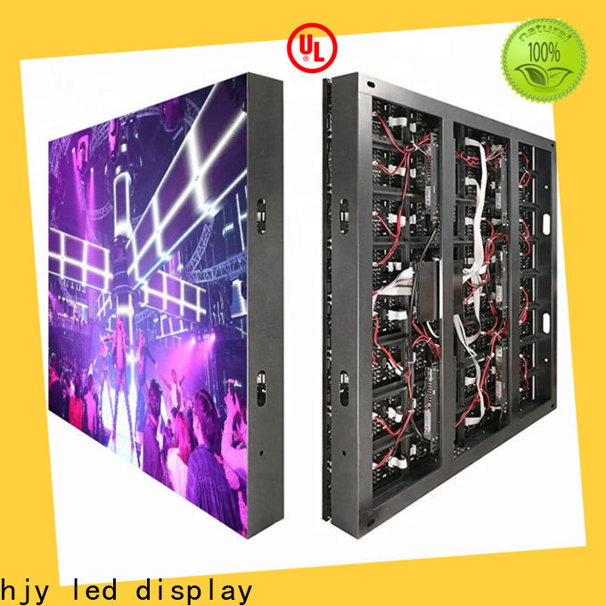 Wholesale fixed led display sale Suppliers for lobby