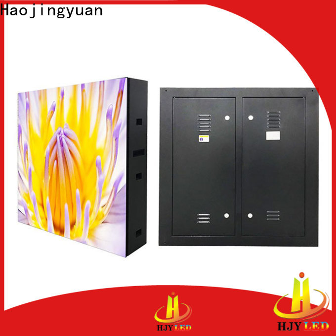 High-quality fixed led display display manufacturers for lobby