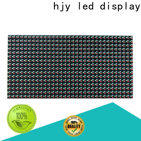 Latest dip led module color company for street