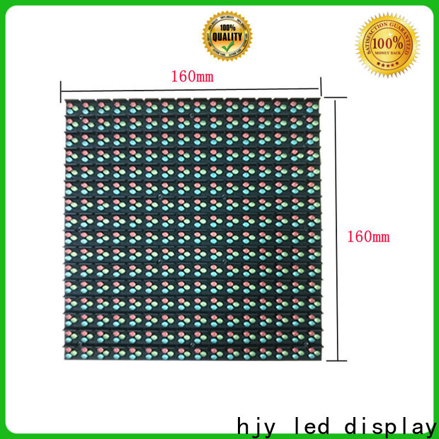 Haojingyuan waterproof fixed led panel Supply for lobby
