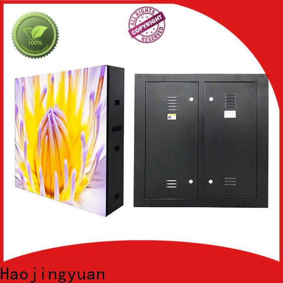 Haojingyuan Custom fixed led panel factory for lobby