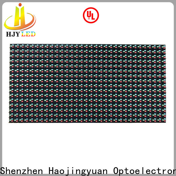 Haojingyuan module led module Suppliers for street