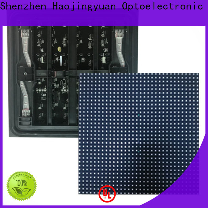 Latest led display module red manufacturers for wall