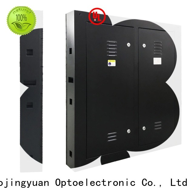 Haojingyuan High-quality led display sign led fixed manufacturers for lobby