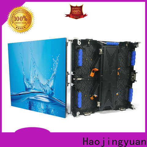 Haojingyuan Wholesale concert stage screen manufacturers for stadium