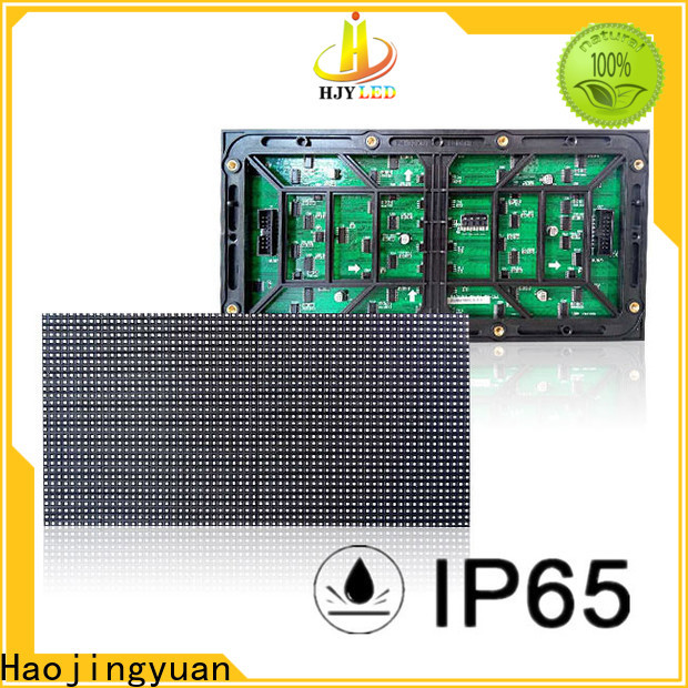 Haojingyuan mm led module manufacturers for wall