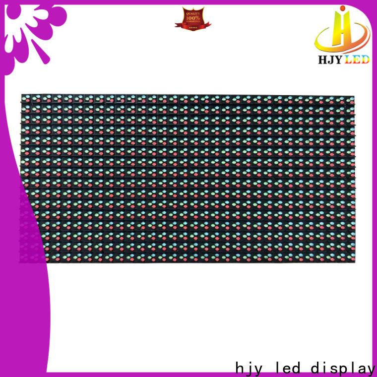 Haojingyuan Top dip led module factory for cafeteria