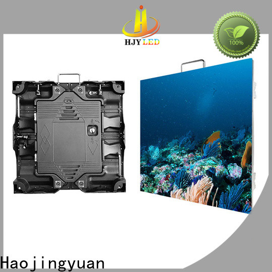 Custom high res display resolution for business for sea port