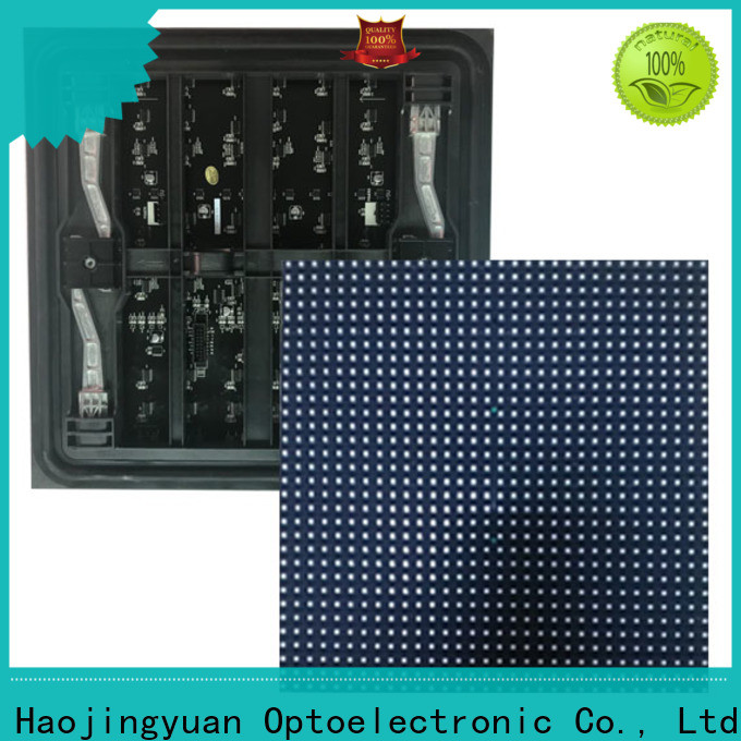 Best led display module 256x128 manufacturers for cafeteria