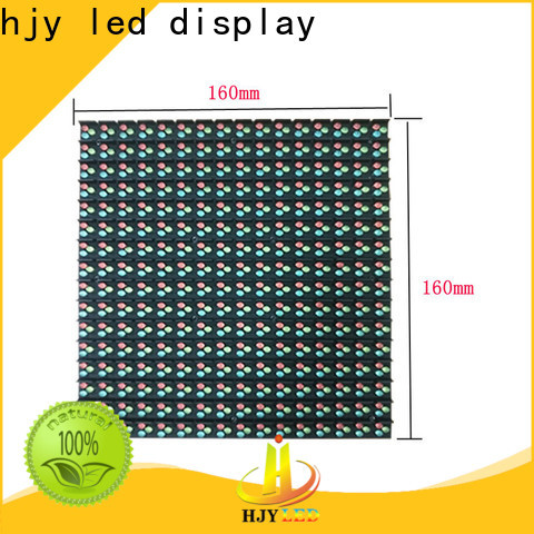 High-quality advertising led display fixed service Suppliers for lobby