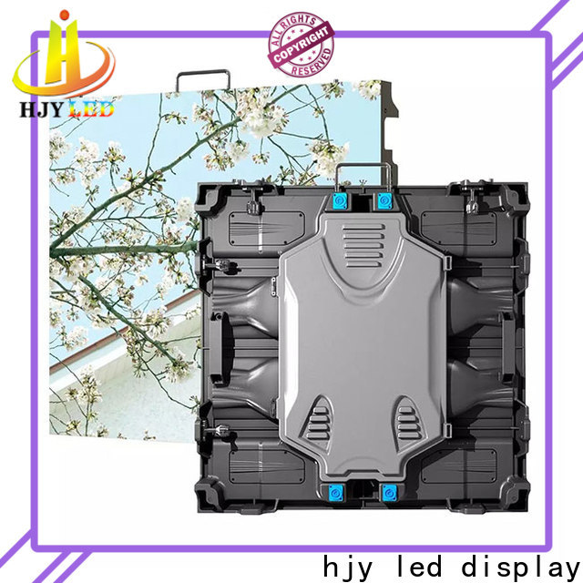 Haojingyuan Best large screen display manufacturers for sea port