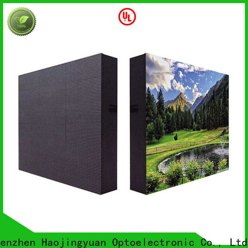 Wholesale led display sign led fixed 160160mm for business for lobby