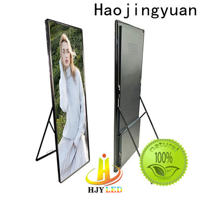 Top mobile led display poster manufacturers for birthday party