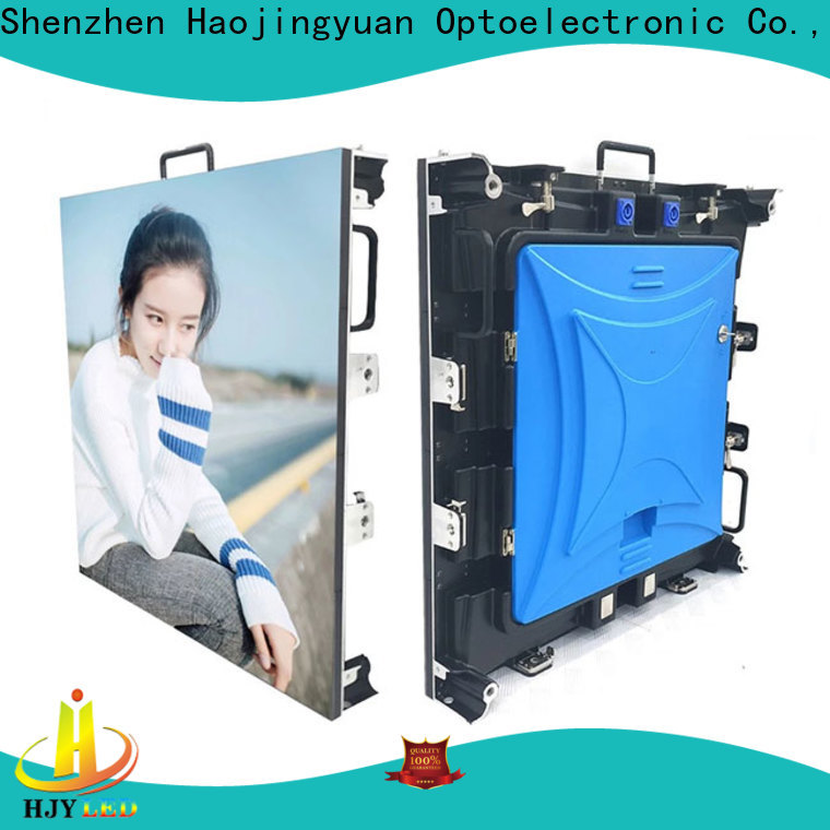 Haojingyuan New flexible display screens Suppliers for stadium