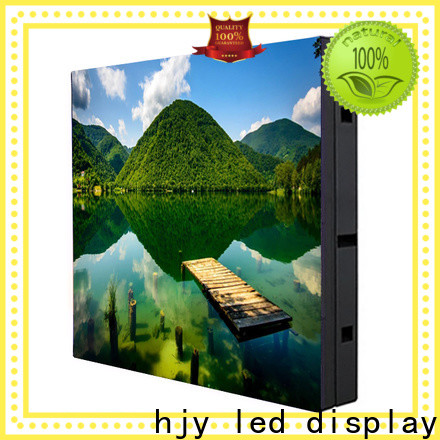 Custom indoor led display 160160mm Suppliers for lobby