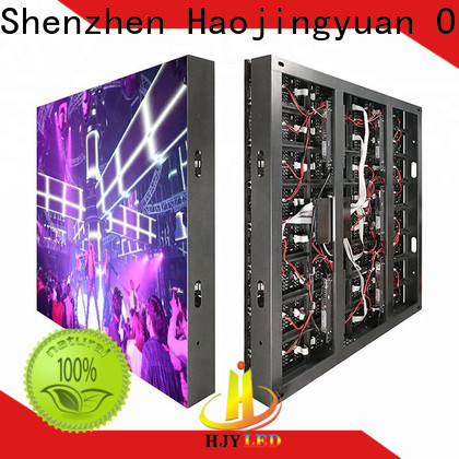 High-quality indoor led display led Supply for lobby