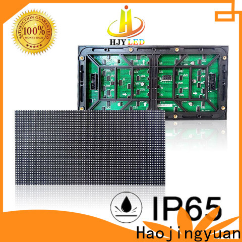 Top led display module red Supply for street