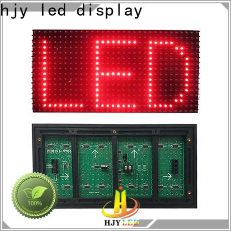 Haojingyuan Latest dip led module company for street