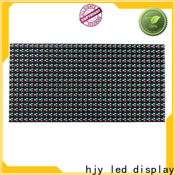 Haojingyuan dip led module for business for wall