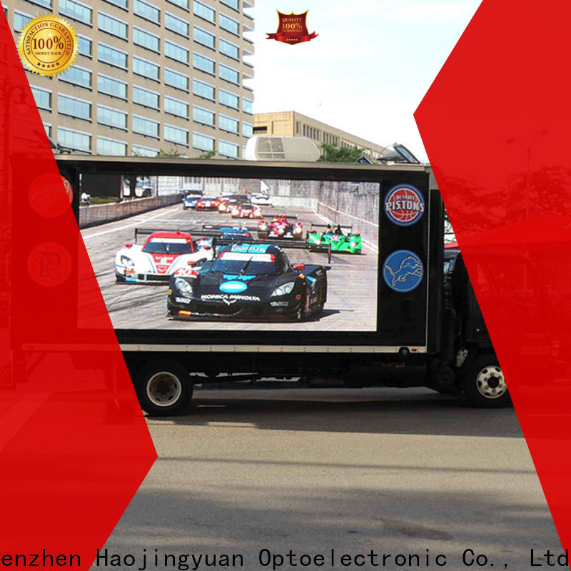 Wholesale mobile led display wireless factory for school