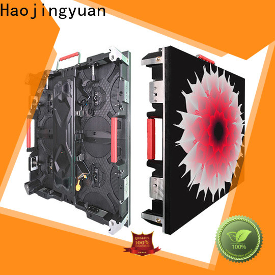 Top led hd screen stage for business for building